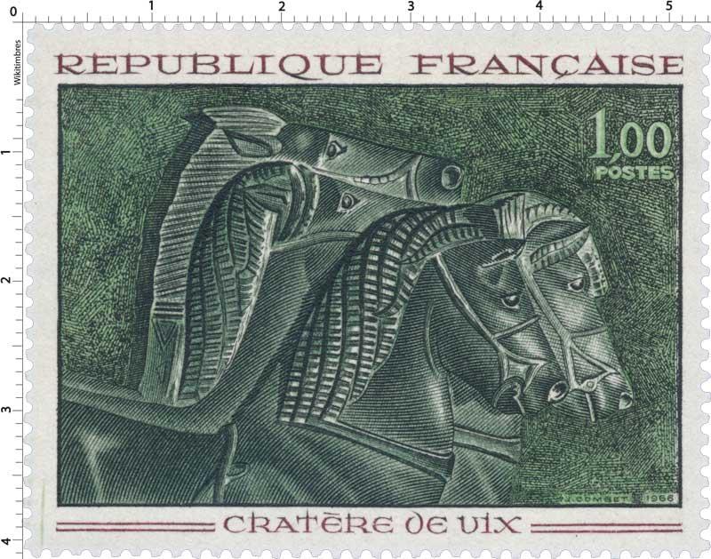 1966 CRATÈRE DE VIX