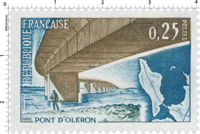 1966 PONT D'OLÉRON