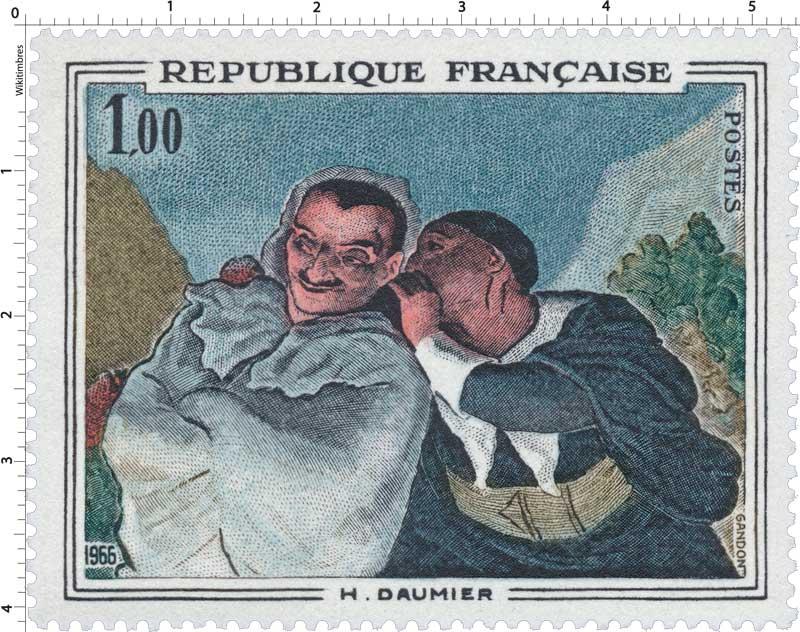 1966 H. DAUMIER