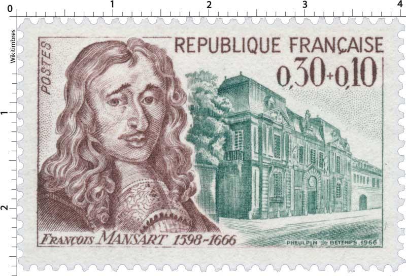 1966 FRANÇOIS MANSART 1598-1666
