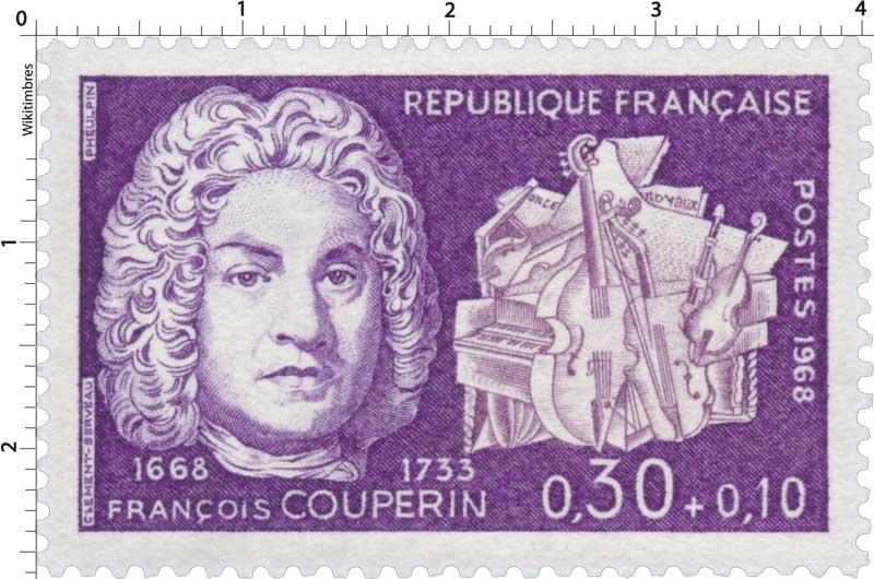 1968 FRANÇOIS COUPERIN 1668-1733