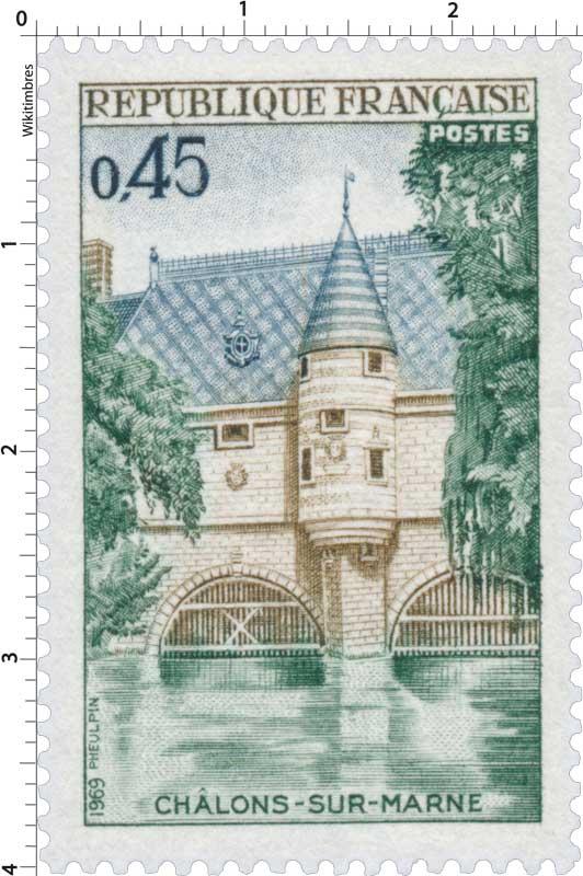 1969 CHÂLONS-SUR-MARNE