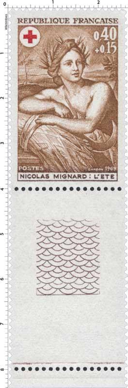 1969 NICOLAS MIGNARD : L'ÉTÉ