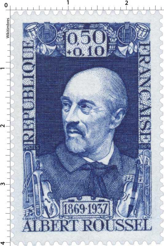 1969 ALBERT ROUSSEL 1869-1937