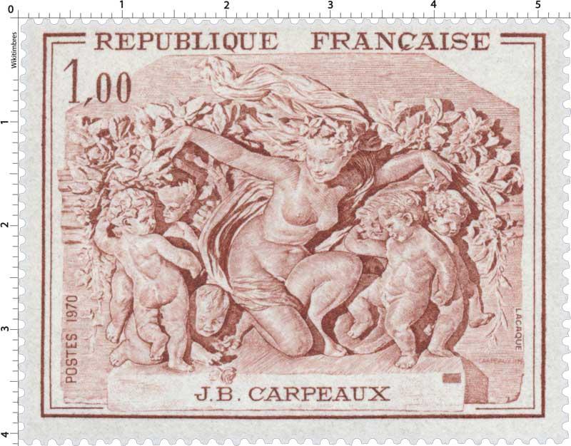 1970 J.B. CARPEAUX