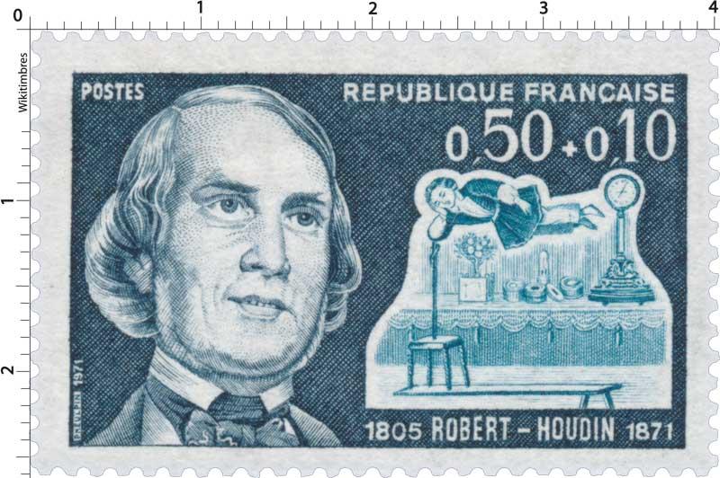 1971 ROBERT - HOUDIN 1805-1871