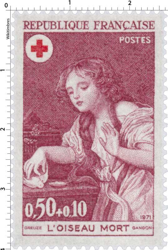 1971 L'OISEAU MORT