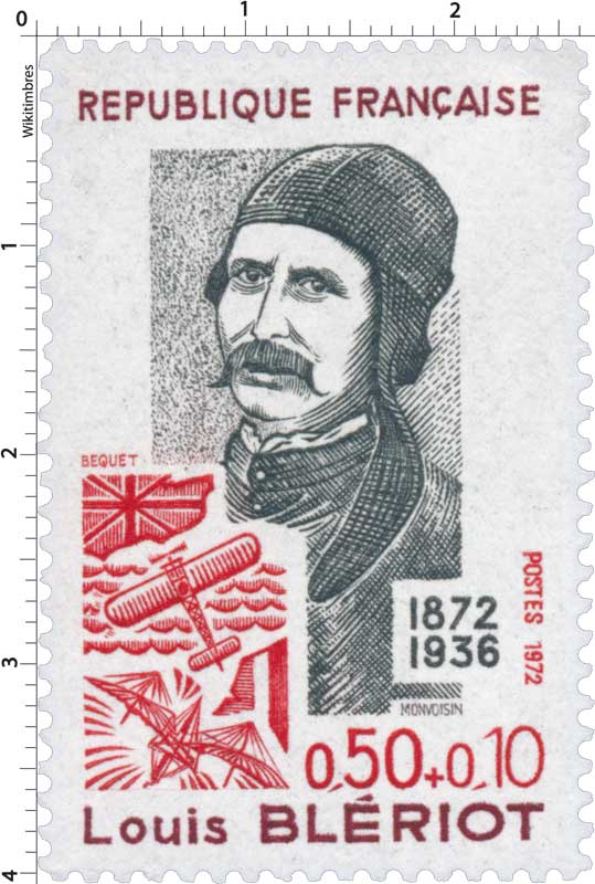 1972 Louis BLÉRIOT 1872-1936