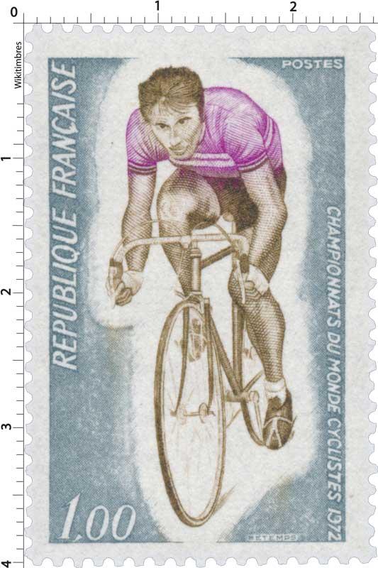 CHAMPIONNATS DU MONDE CYCLISTES 1972
