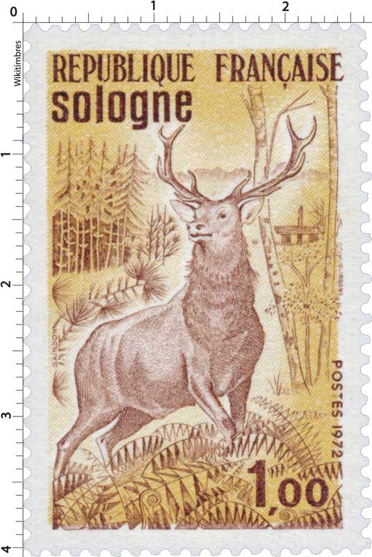 1972 Sologne