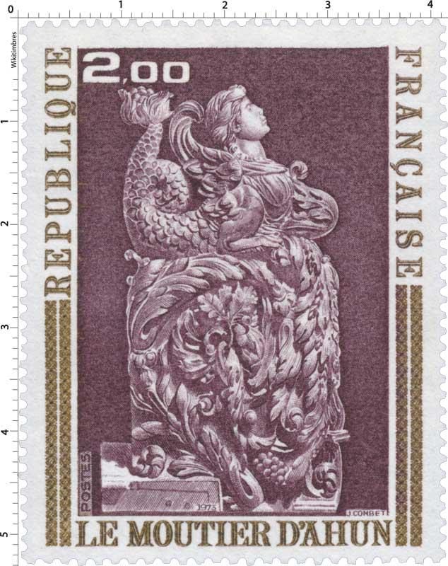 1973 LE MOUTIER D'AHUN