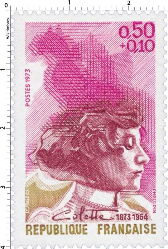 1973 COLETTE 1873 - 1954
