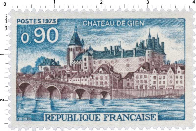 1973 CHÂTEAU DE GIEN