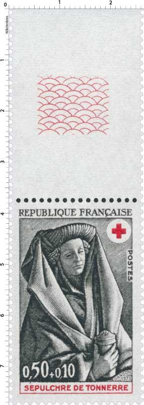 1973 SÉPULCRE DE TONNERRE