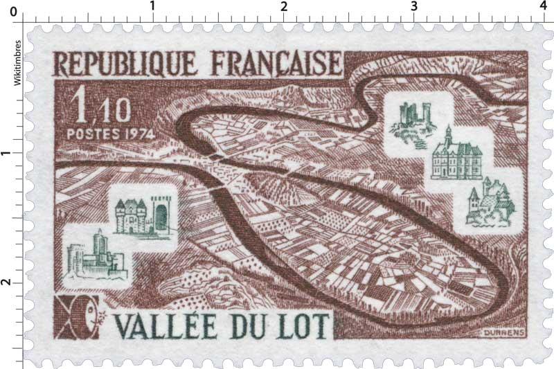 1974 VALLÉE DU LOT