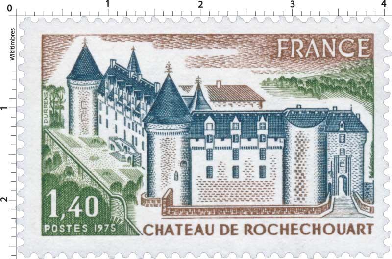 1975 CHÂTEAU DE ROCHECHOUART