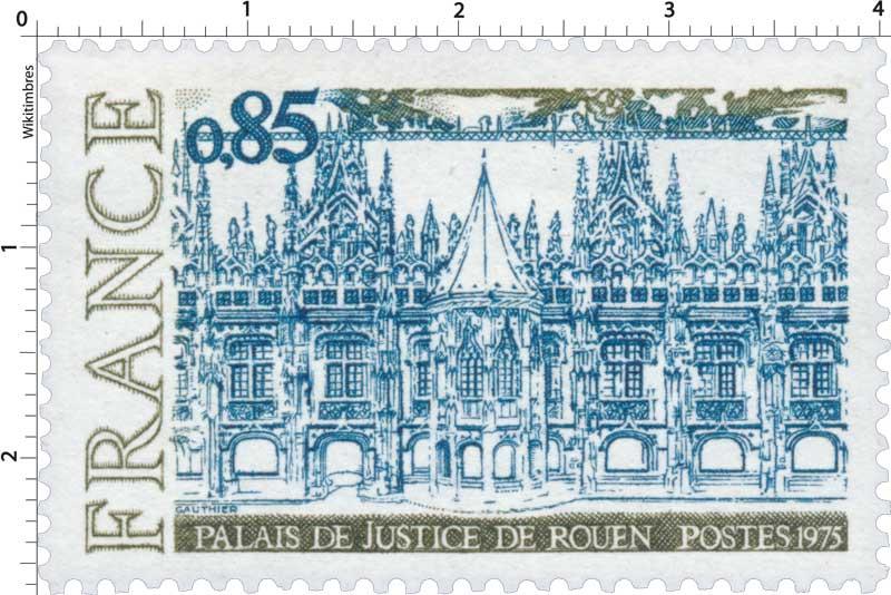 1975 PALAIS DE JUSTICE DE ROUEN