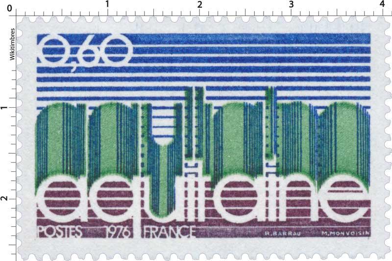 1976 aquitaine