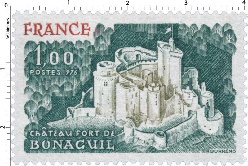 1976 CHÂTEAU FORT DE BONAGUIL