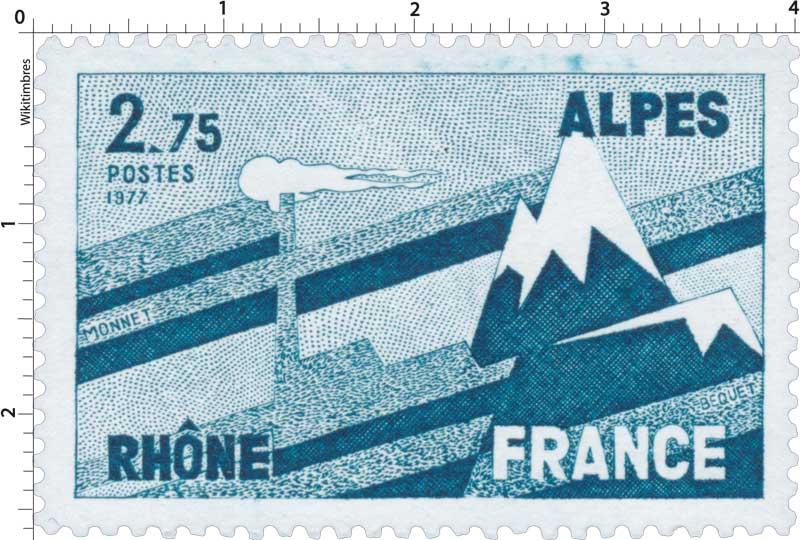 1977 RHÔNE ALPES