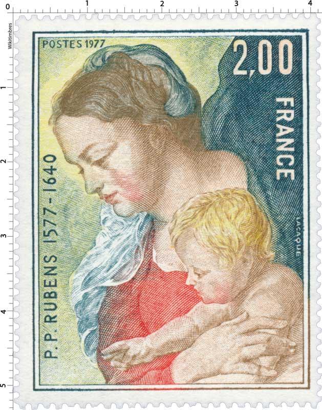 1977 P. P. RUBENS 1577-1640