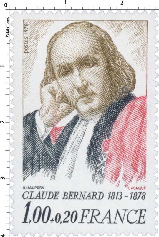 1978 CLAUDE BERNARD 1813-1878