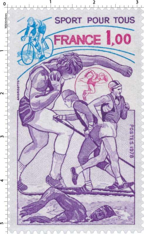 1978 SPORT POUR TOUS