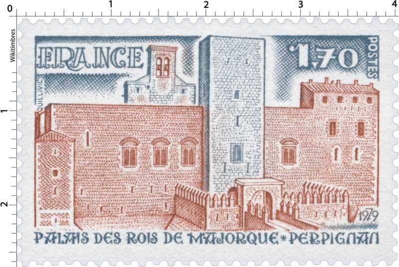 1979 PALAIS DES ROIS DE MAJORQUE - PERPIGNAN