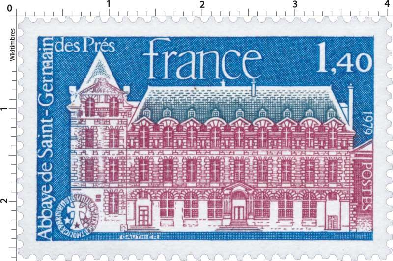 1979 Abbaye de Saint-Germain des Prés
