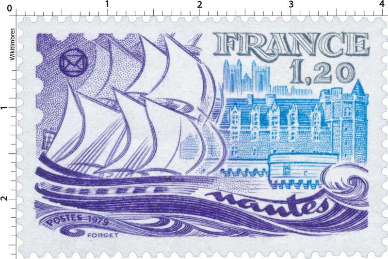 1979 Nantes