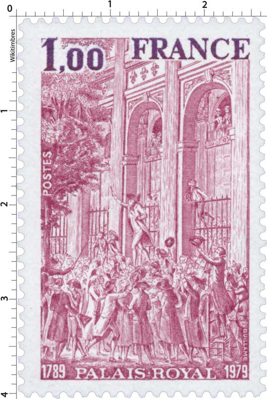 1979 PALAIS ROYAL 1789-1979