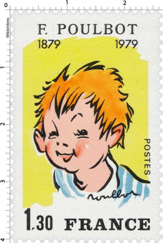 F. POULBOT 1879-1979