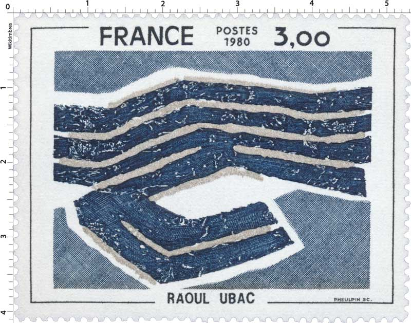 1980 RAOUL UBAC