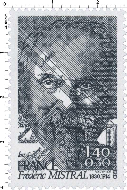 1980 Frédéric MISTRAL 1830-1914