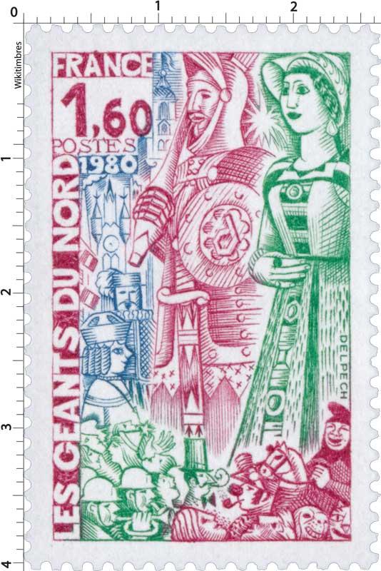 1980 LES GÉANTS DU NORD