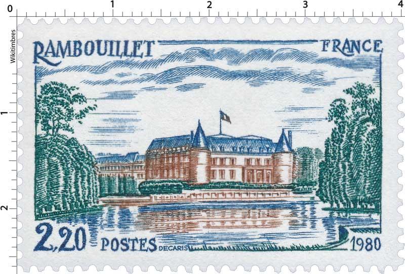 1980 RAMBOUILLET