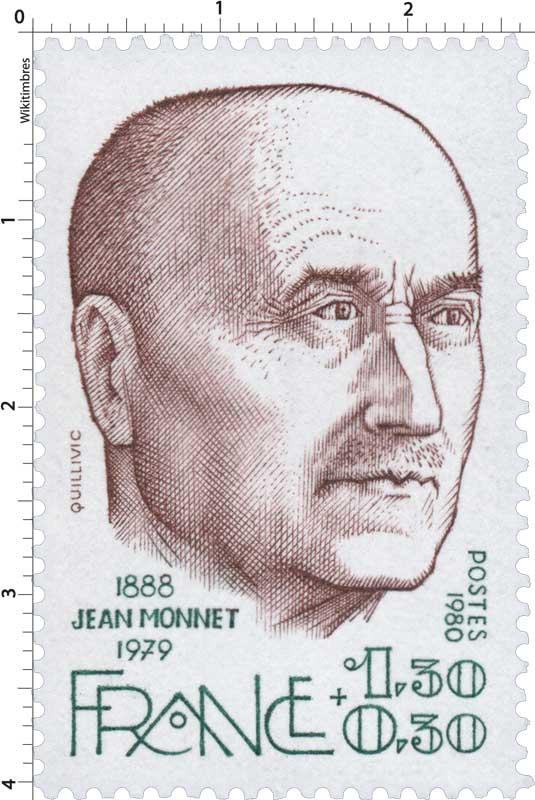 1980 JEAN MONNET 1888-1979