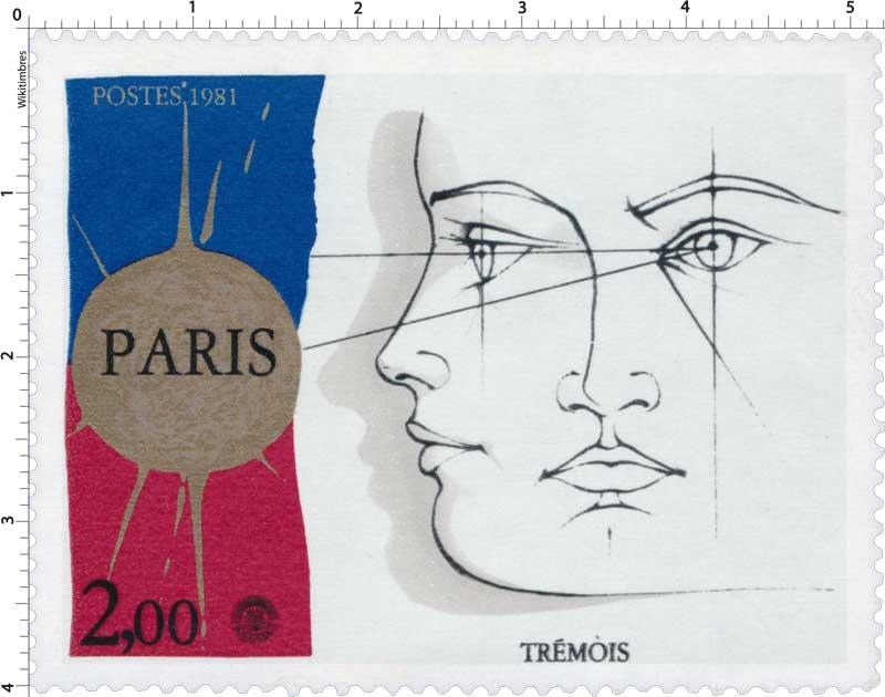 1981 PARIS TRÉMOIS
