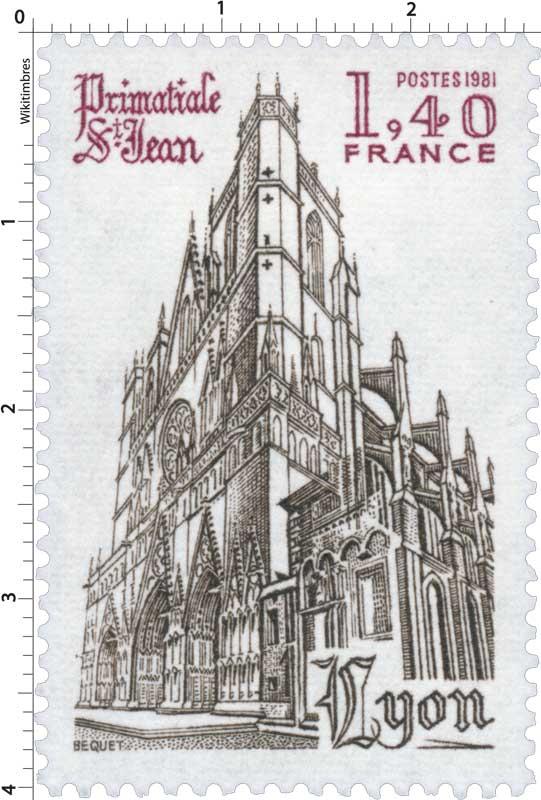 1981 Primatiale Saint-Jean Lyon