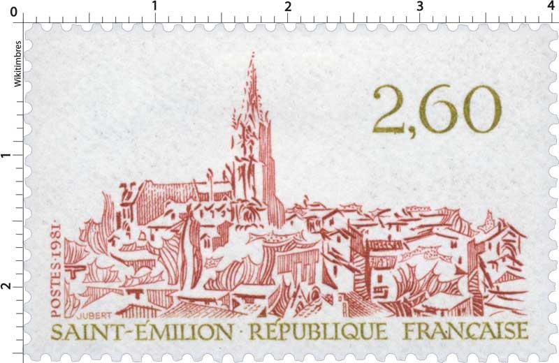 1981 SAINT-EMILION