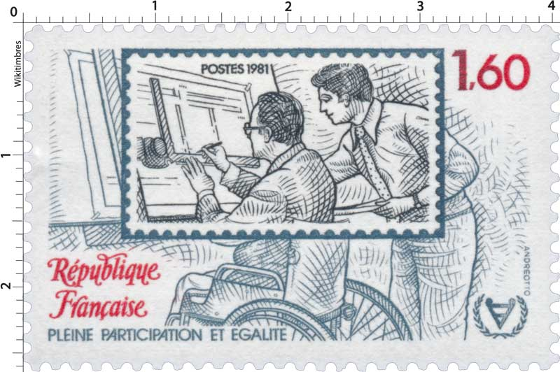 1981 PLEINE PARTICIPATION ET EGALITE