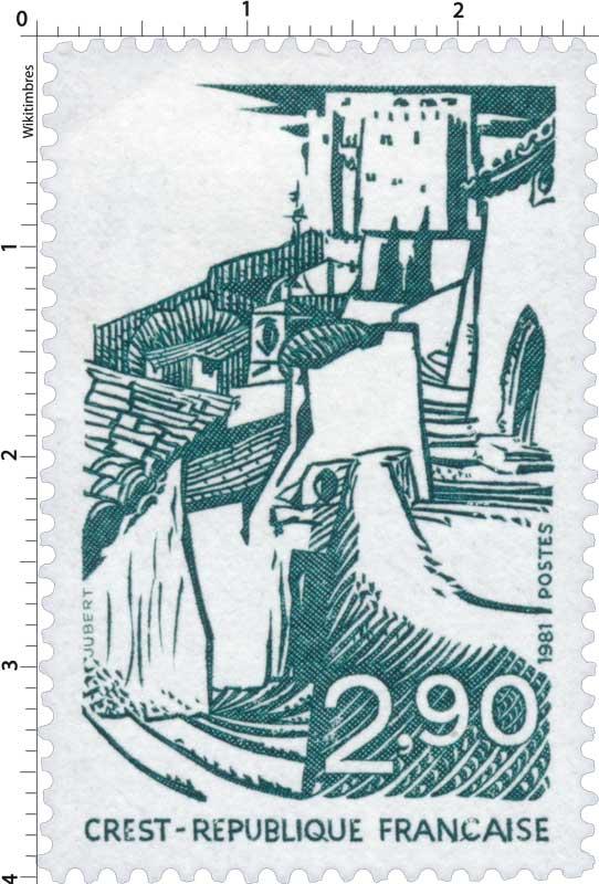 1981 CREST