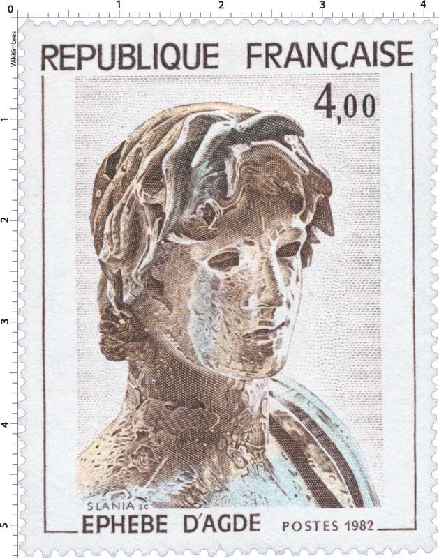 1982 ÉPHÈBE D'AGDE