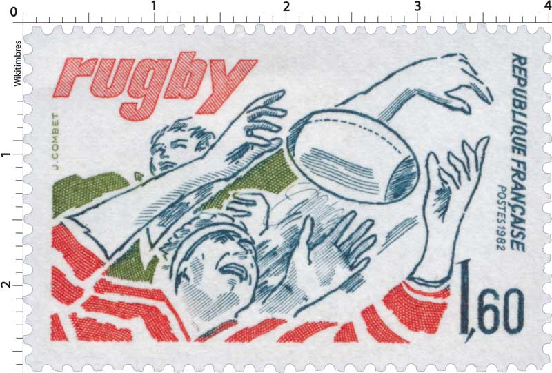 1982 Rugby