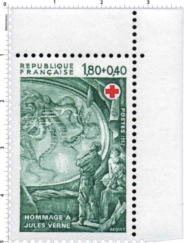 1982 HOMMAGE À JULES VERNE