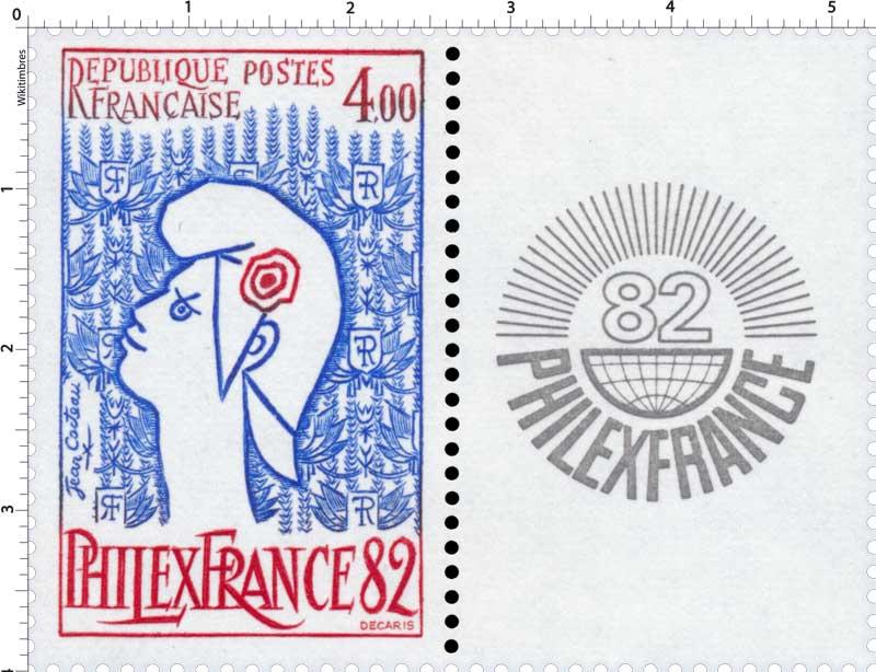PHILEXFRANCE 82