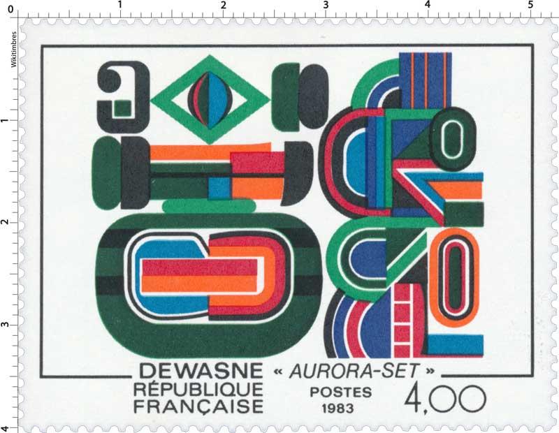 1983 DEWASNE AURORA-SET
