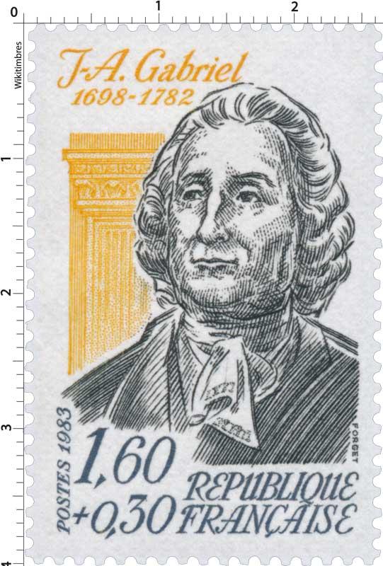 1983 J-A. GABRIEL 1698-1782