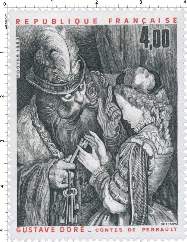 1983 GUSTAVE DORÉ - CONTES DE PERRAULT