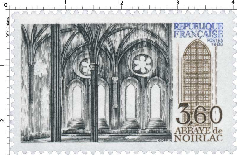 1983 ABBAYE DE NOIRLAC